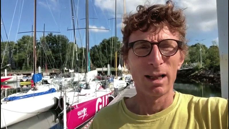 Olivier Douillard - Offre Solitaire du Figaro 2021